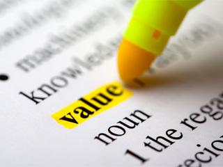 creeer-waarde