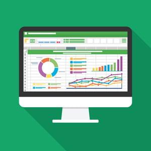 factureren met excel spreadsheets