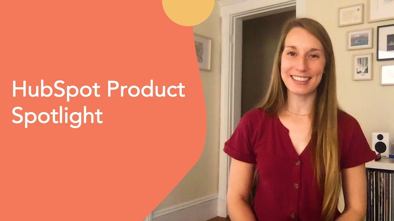 hubspot product update
