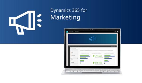 Microsoft Dynamics 365 voor jouw marketingactiviteiten. Laat je bedrijf groeien met alle tools binnen Microsoft Dynamics 365 voor marketing.