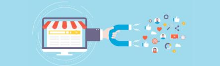 leads genereren - zorg ervoor dat je CRM systeem je formulieren gelijk opslaat.