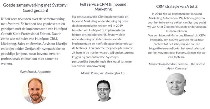 Ervaringen HubSpot Nederland