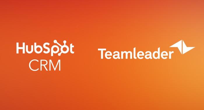 hubspot crm en teamleader
