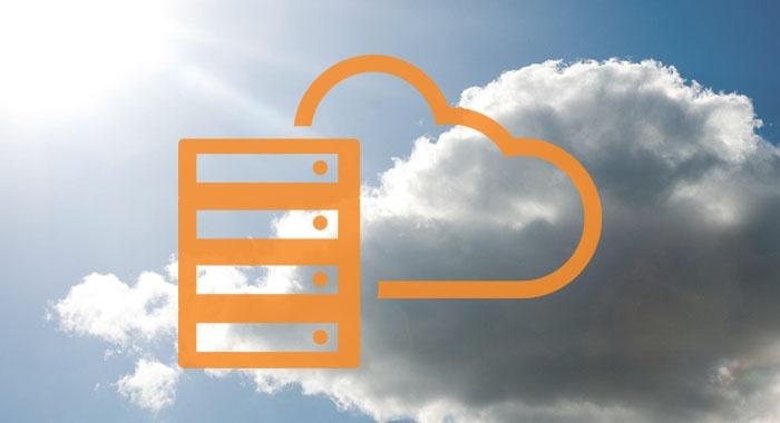 servers crm in de cloud