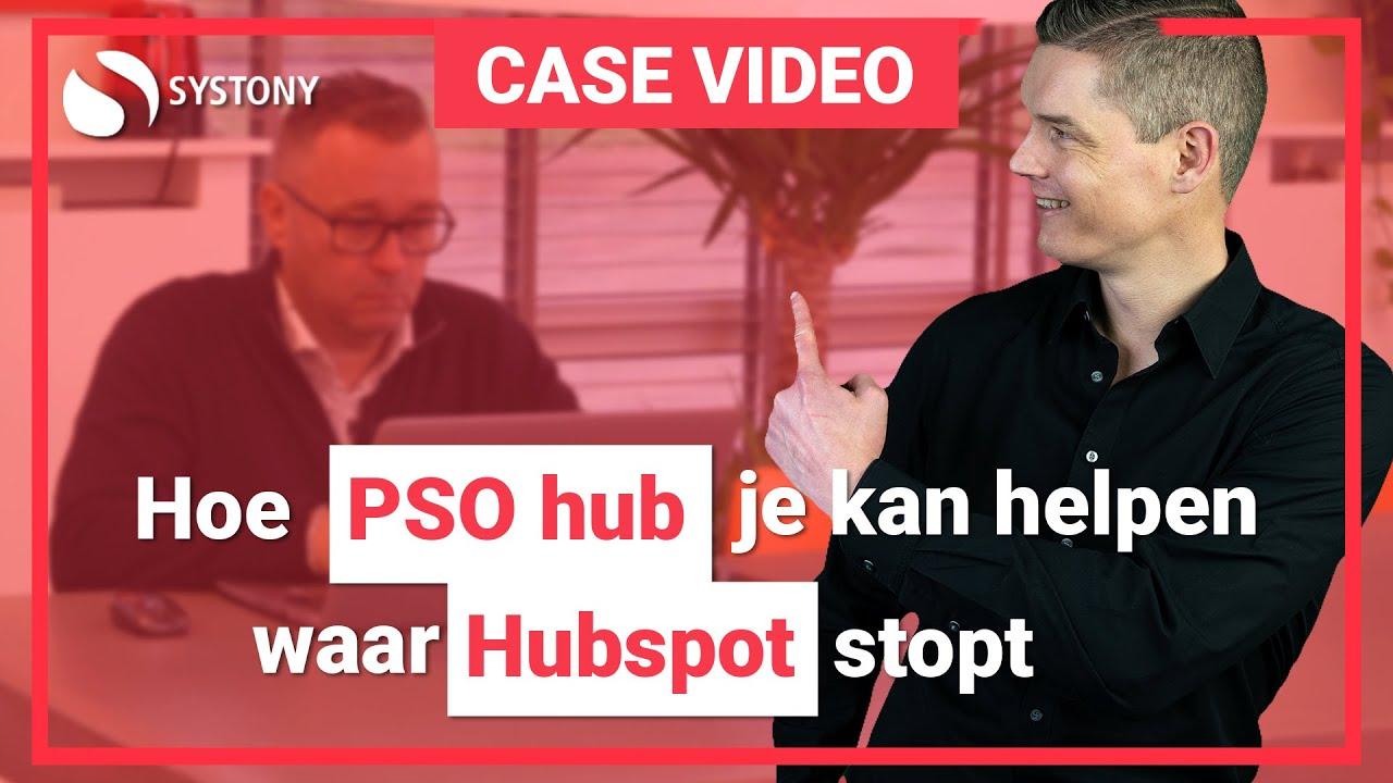 [VIDEO] Hoe PSOhub je kan helpen waar HubSpot stopt