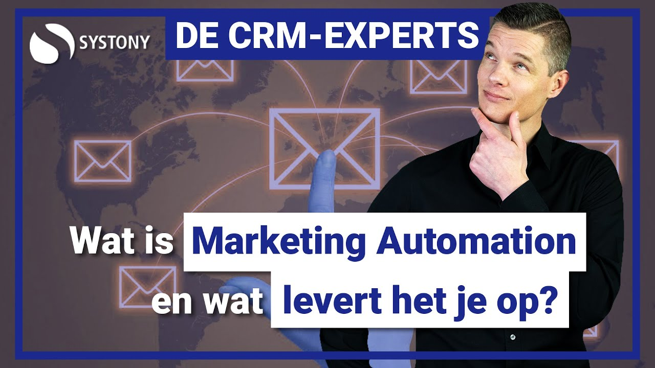 [VIDEO] Wat is Marketing Automation en hoe helpt het jou verder?