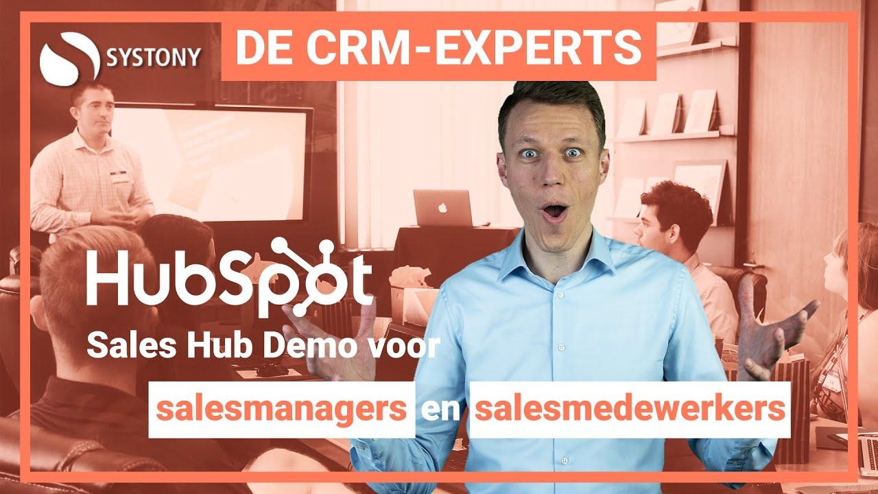 [VIDEO] Ontdek de kracht van HubSpot Sales Hub in een paar minuten