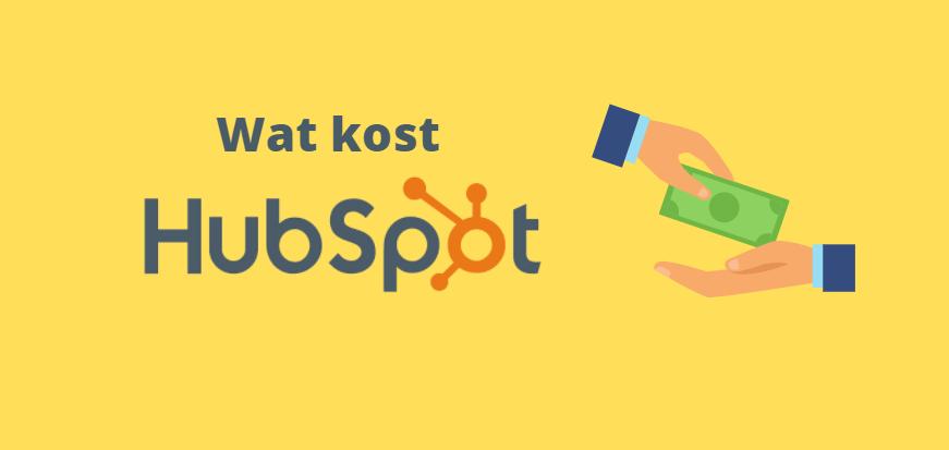 Wat kost HubSpot? - 2021