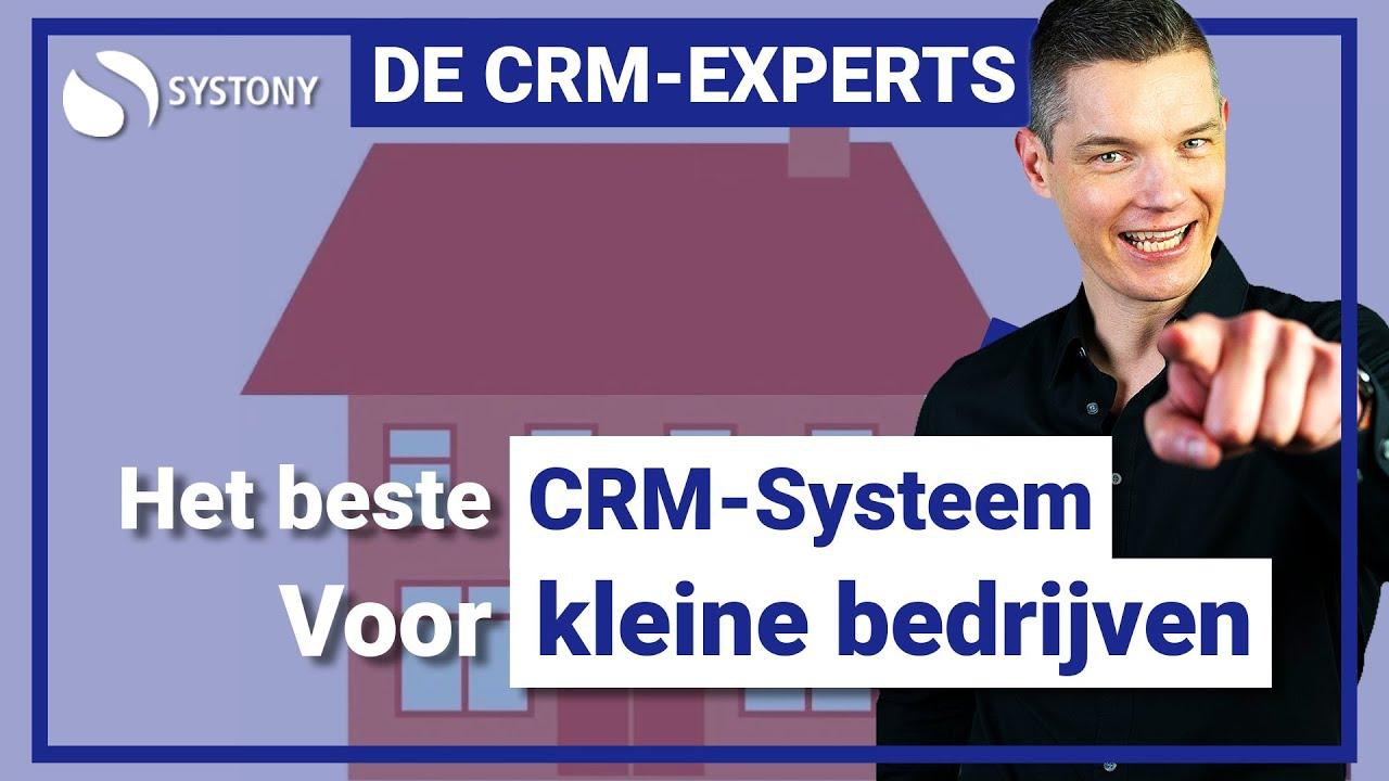 [VIDEO] Het beste CRM-systeem voor MKB-bedrijven