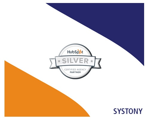 Systony is HubSpot Silver Partner