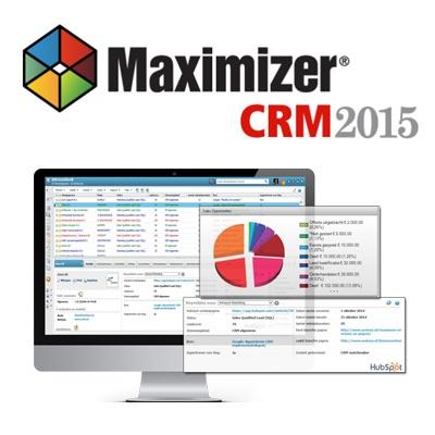 Maximizer CRM 2015 - een flexibele krachtpatser