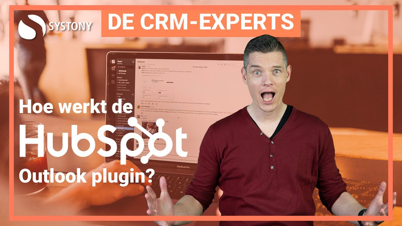 [VIDEO] Verhoog je productiviteit met de HubSpot-plugin voor Outlook