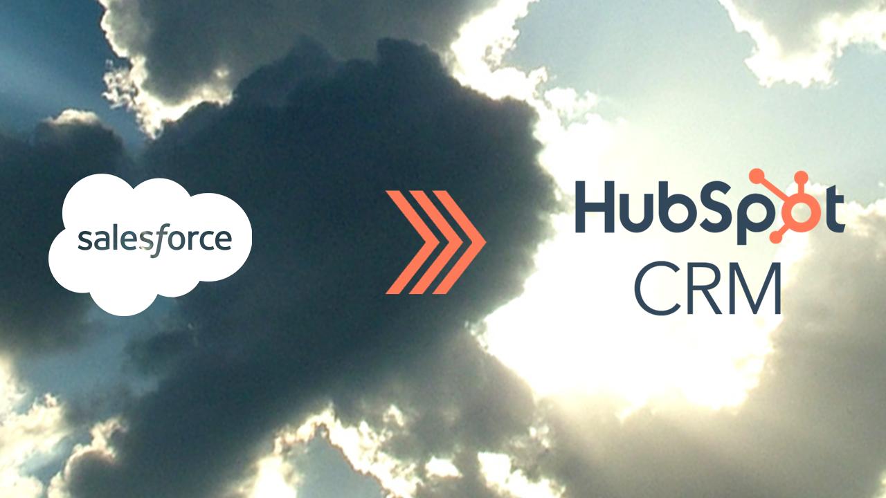 Overstappen van Salesforce naar HubSpot CRM: Hoe gaat dat?